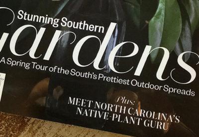 Garden & Gun article