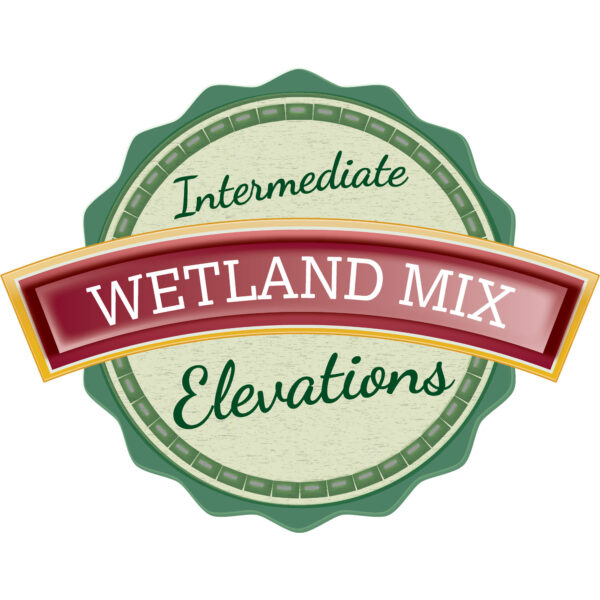 Wetland Mix for Intermmediate Elevations