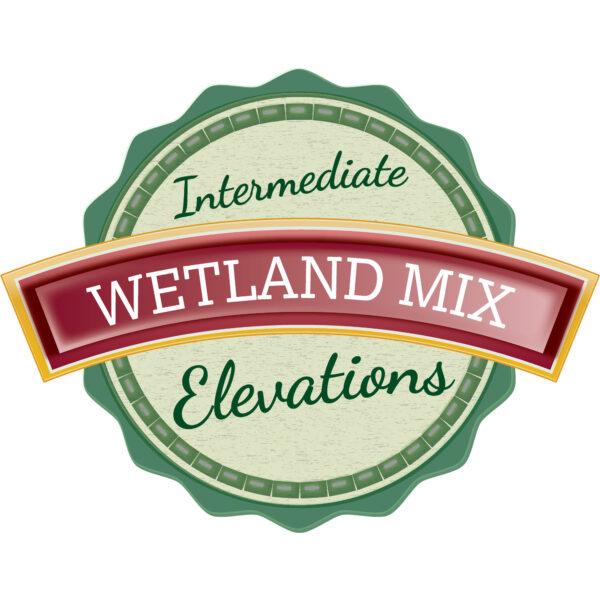 Wetland Mix for Intermmediate Elevations